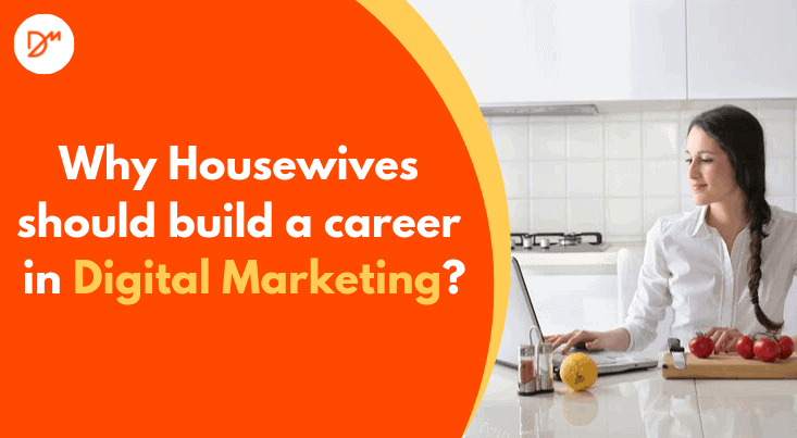 career in digital marketing for housewives