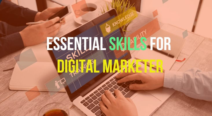 skills for digital marketer